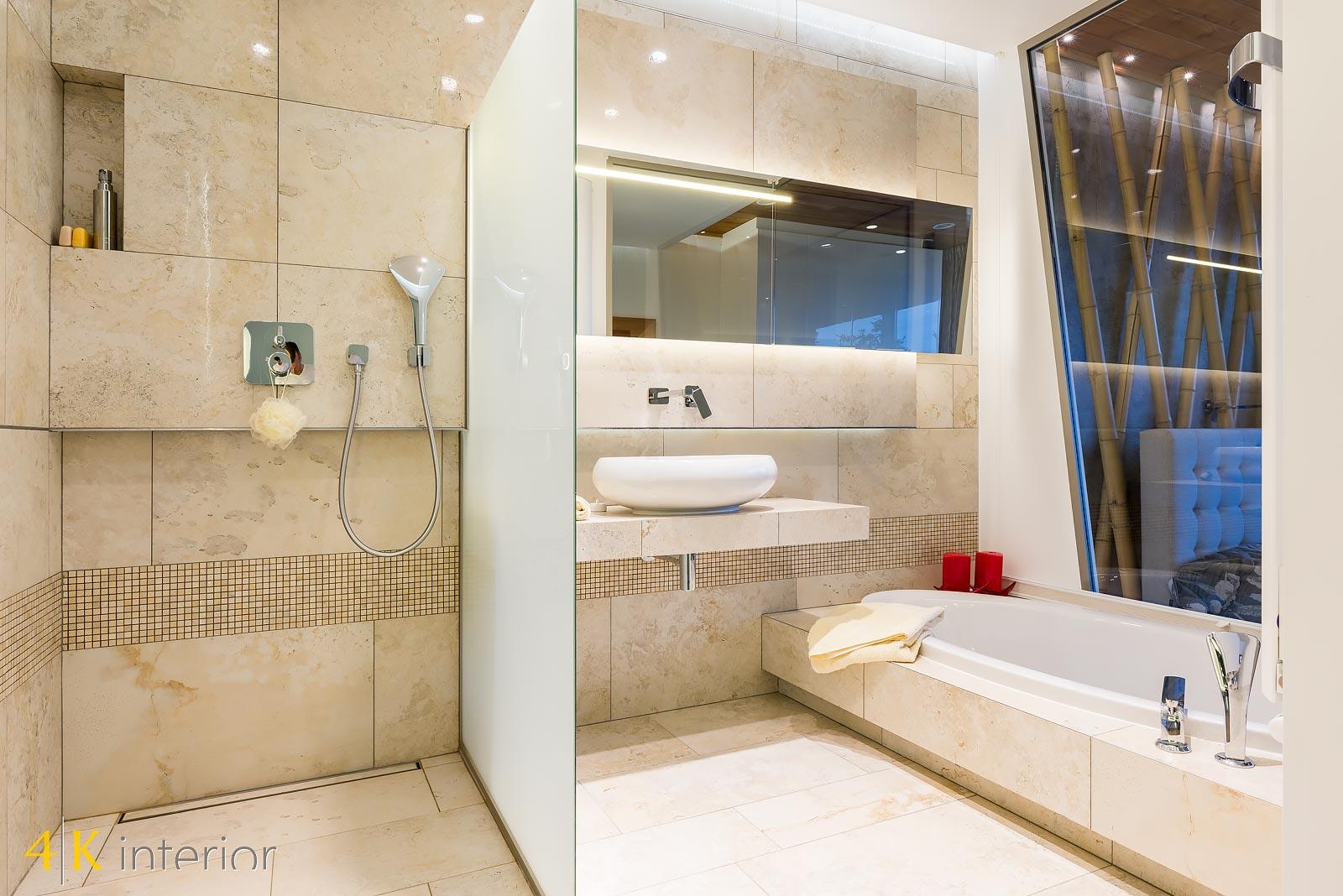 Dom-z-góralskim-charakterem-5 przytulna łazienka wanna w podeście n